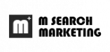 [엠서치] 정규직 및 프리랜서 채용 로고