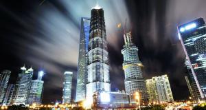 홍콩을 대체하려는 상하이의 야심